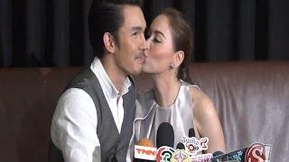 getlinkyoutube.com-อั้ม อธิชาติ - นัท มีเรีย แถลงแต่งงาน 14 เมษายน 2557