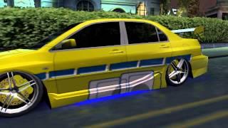 getlinkyoutube.com-Need For Speed Underground 2 - 2fast 2furious Brian's Mitsubishi Evo