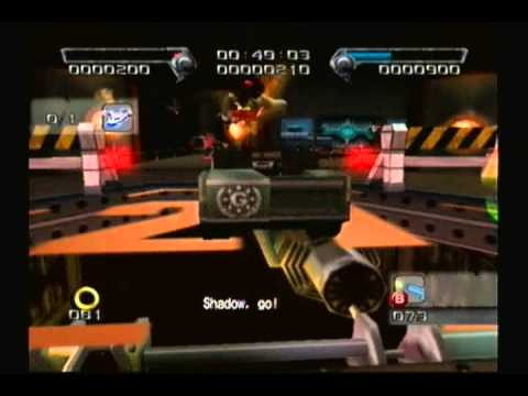 Shadow the Hedgehog - Part 11: Shadow Only has his Learner's Permit