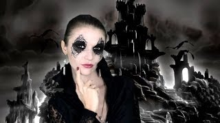 getlinkyoutube.com-Sexy Witch Halloween Makeup Tutorial