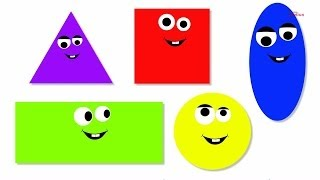 getlinkyoutube.com-Shape Song | Shapes Song | preschool