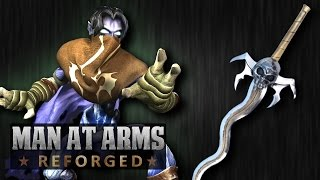 getlinkyoutube.com-Soul Reaver Sword (Legacy of Kain) - MAN AT ARMS: REFORGED