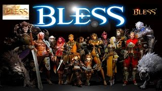 getlinkyoutube.com-Bless Online MMORPG Trailers FULL HD 1080P 60 FRAMES.