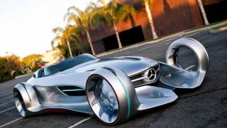 getlinkyoutube.com-2011 Mercedes-Benz Silver Arrow Concept