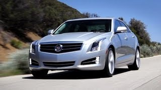 Cadillac ATS Review - Sports Sedans Pt2 - Everyday Driver