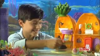 getlinkyoutube.com-Smyths Toys - SpongeBob SquarePants Pineapple Playset