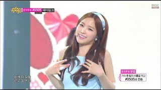 getlinkyoutube.com-Apink - Mr. Chu, 에이핑크 - 미스터 츄, Music Core 20140412