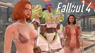 getlinkyoutube.com-Fallout 4 Mod Review 11 - BUSTY Mod For Busting Nuts - Boobpocalypse