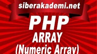 getlinkyoutube.com-Php Array (Numeric Array)