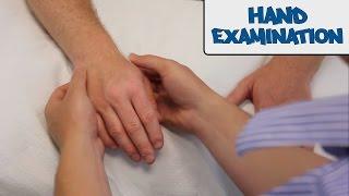 getlinkyoutube.com-Hand Examination - OSCE Guide