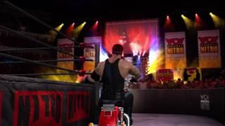 SvR 2011 American Bad Ass Undertaker Entrance (Nitro Arena)