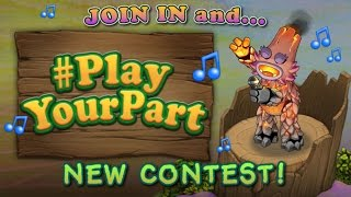 My Singing Monsters - Tutorial: #PlayYourPart Contest