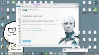 getlinkyoutube.com-How to Install and activate ESET Smart Security 8 & 9