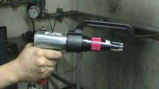 getlinkyoutube.com-The Bow-Tie Garage stocks the Spot Weld Drill