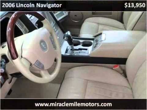 2006 Lincoln Navigator Used Cars Lincoln NE