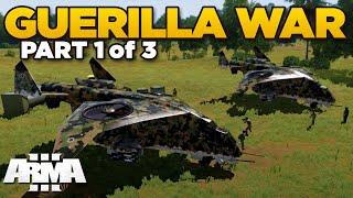 getlinkyoutube.com-GUERILLA WAR (1/3) | ARMA 3 Apex - TANOA