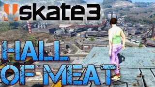 getlinkyoutube.com-Skate 3 - Part 4 | ALL HALL OF MEAT CHALLENGES COMPLETE