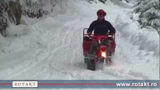 getlinkyoutube.com-Motocultor benzina Rotakt ROG90 cu remorca - la munte - v2