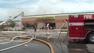 getlinkyoutube.com-Structure Fire in Shopping Mall