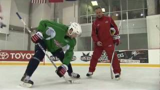 getlinkyoutube.com-Hockey 101 - Faceoff