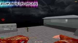 getlinkyoutube.com-ZoD*  Zombie Plague [1] & [2] ( Vengeance Mode )