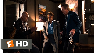 getlinkyoutube.com-Stand Up Guys (2012) - Time to Kick Ass Scene (8/12)   Movieclips