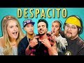 ADULTS REACT TO DESPACITO Luis Fonsi, ft. Daddy Yankee, Justin Bieber