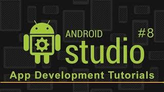 getlinkyoutube.com-Android Studio App Development | SQLite Integration & Channel Talk | Part 8