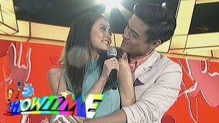 "getlinkyoutube.com-It's Showtime: Kim, Xian sing ""Mr Right"" on 'Showtime Kapamilya Day'"
