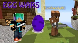 getlinkyoutube.com-Minecraft EGG WARS / Protect Our Giant Egg Baby Jay / ExoRandy
