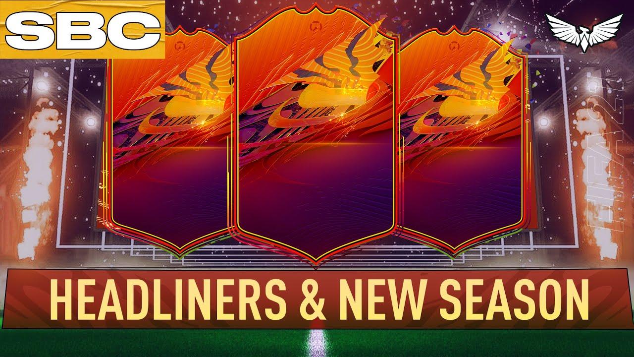 *LIVE* 6PM HEADLINERS TEAM & NEW FUT SEASON! - FIFA 21 Ultimate Team Live Stream