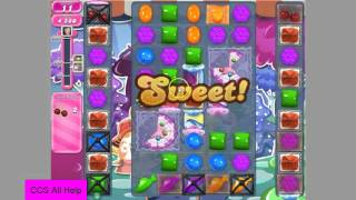 Candy Crush Saga Level 1247 NO BOOSTERS