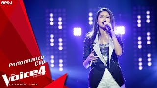 getlinkyoutube.com-The Voice Thailand - ไข่มุก รุ่งรัตน์ - ไสว่าสิบ่ถิ่มกัน - 15 Nov 2015