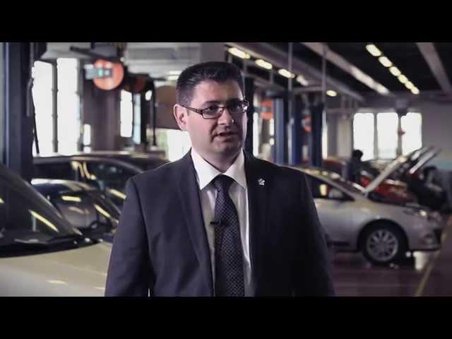 Ingénieurs en Mécatronique Assistance de véhicules