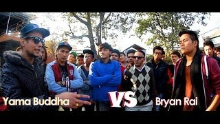 getlinkyoutube.com-Yama Buddha vs Bryan Rai