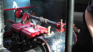 getlinkyoutube.com-Starting a Lister JP2 to pop off the cyclinder head