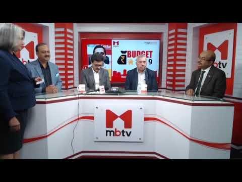 Panel discussion on budget - MagicBricks
