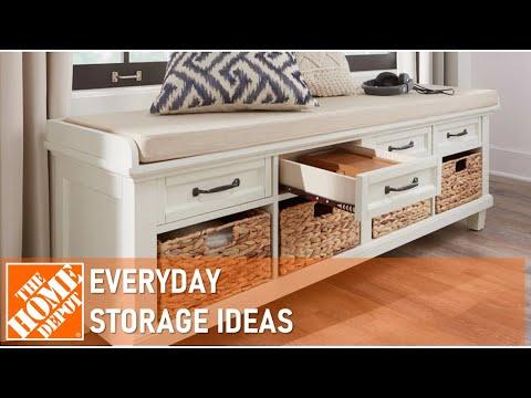 Creative Everyday Storage Solutions
