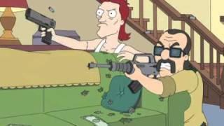 getlinkyoutube.com-American dad Roger Shootout