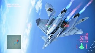 getlinkyoutube.com-Ace Combat Infinity (Mission 6) Avalon (XFA-33 Fenrir)