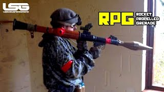 getlinkyoutube.com-Airsoft  - RPG Action, Room Clearing