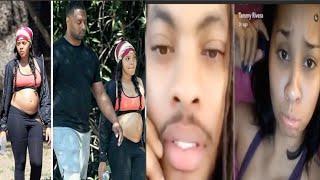 getlinkyoutube.com-Angela Simmons Husband's SIDECHICK puts him on BLAST!/update on Waka & Tammy's Breakup