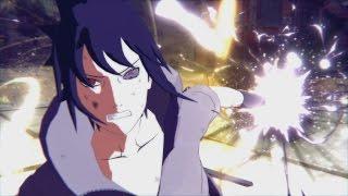 getlinkyoutube.com-Rinnegan Sasuke Moveset Mod | Naruto Shippuden Ultimate Ninja Storm Revolution Mods