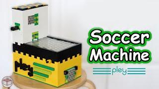 getlinkyoutube.com-LEGO Soccer Machine
