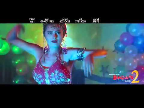 Bindaas 2 item song Chopiyena Mero Sushma Karki