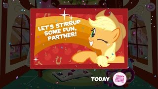 getlinkyoutube.com-Newest Update My Little Pony Cutie Mark Magic Friendship Celebration App MLP Game Zapcodes Scan