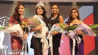 getlinkyoutube.com-The Next Miss Universe Malaysia 2016   Gala Night