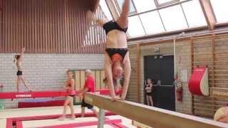 getlinkyoutube.com-SRObernai Gymnastique - Entrainements de Préparation à la Saison 2015