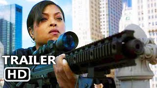 PRΟUD MARY Official Trailer (2018) Taraji P. Henson, Action Movie