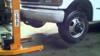 getlinkyoutube.com-IkotecUSA, Inc. - Ikotec 6000 - Lifting and Lowering Box Van